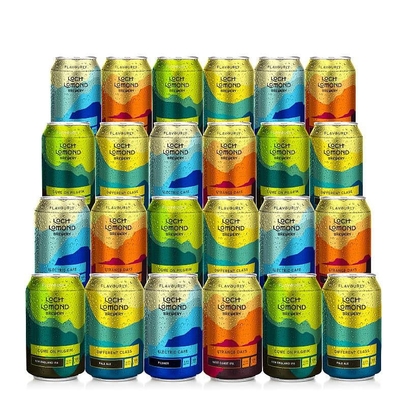 Mixed 24 Case