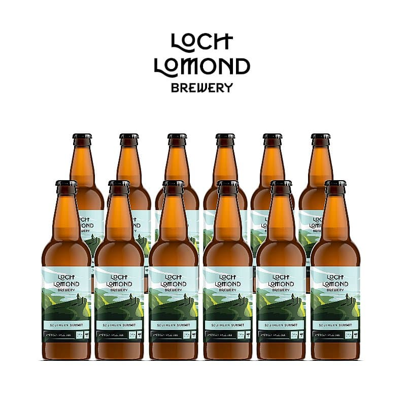 Southern Summit 12 Case by Loch Lomond Brewery