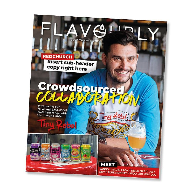 ISSUE 21 by Flavourly