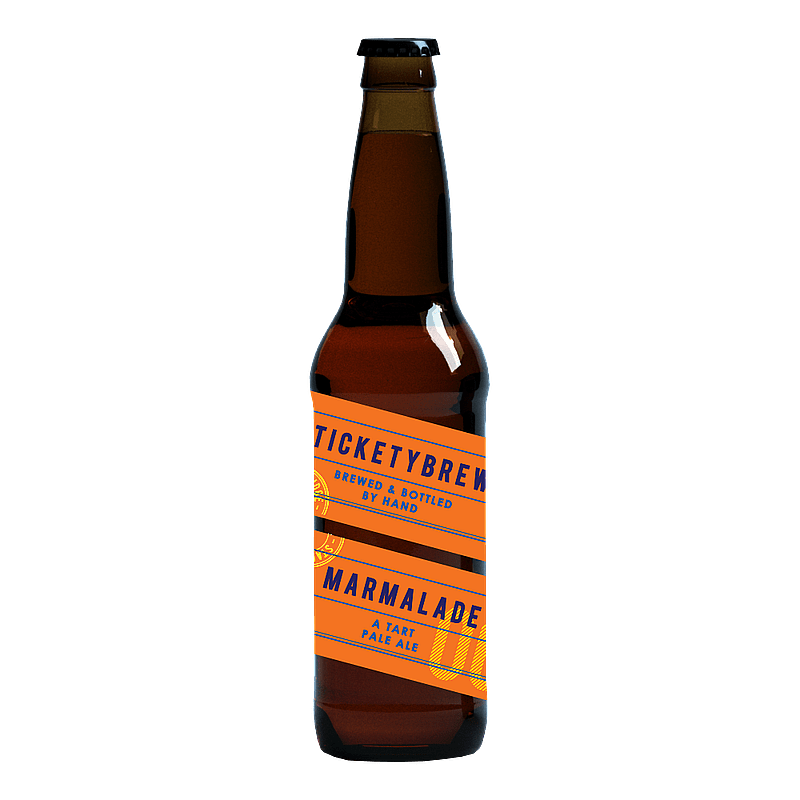 Marmalade Pale Ale by Ticketybrew