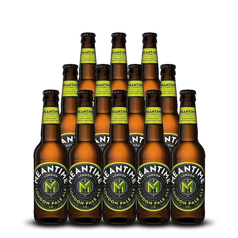 London Pale Ale 12 Case by Meantime Brewing