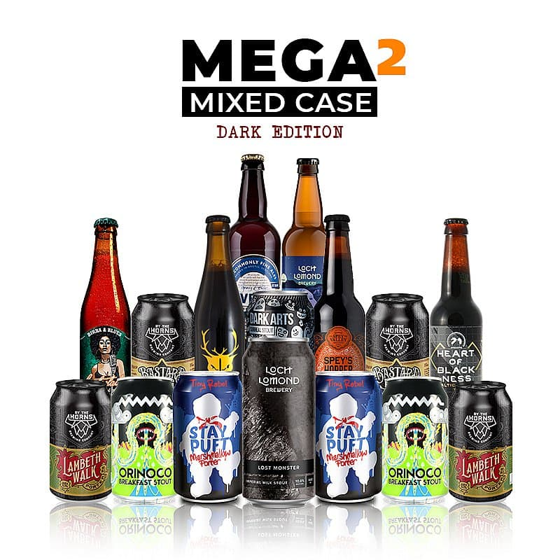 Mega Mix 2 - Dark Edition by Flavourly