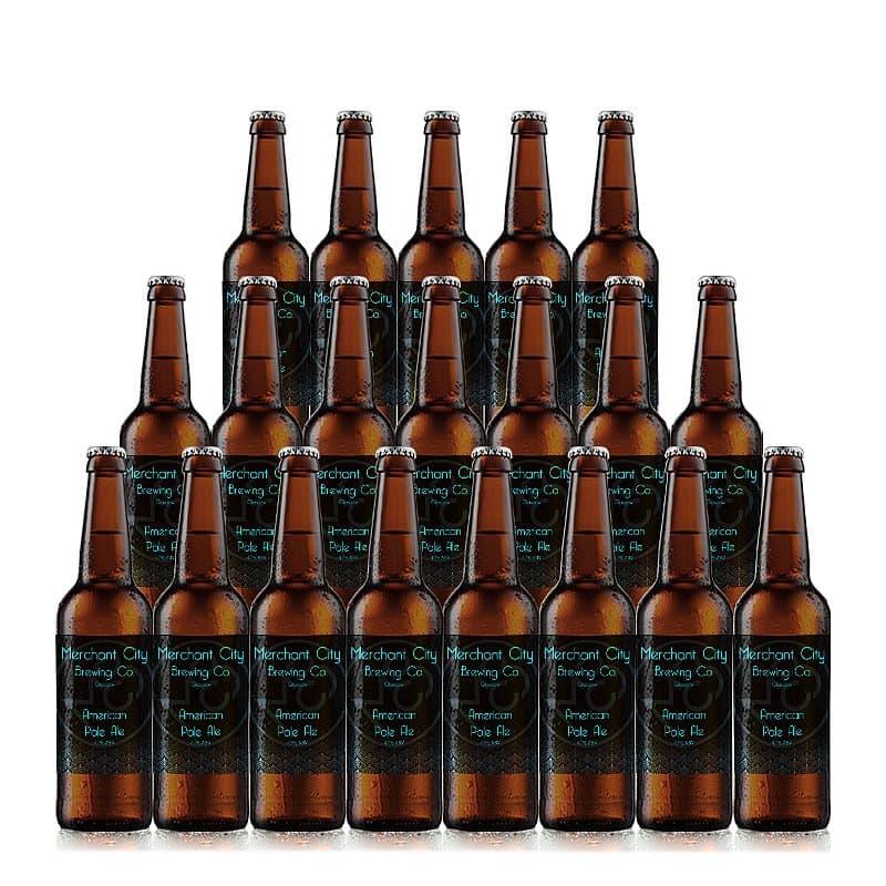 APA 20 Case by Merchant City Brewing