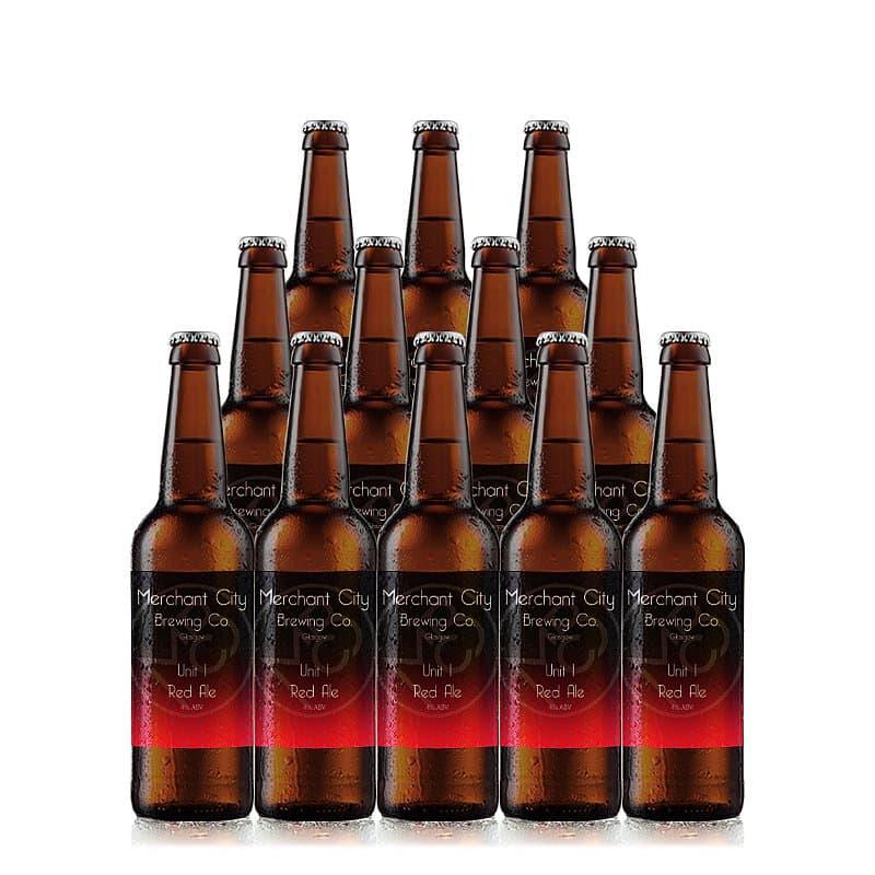 Unit 1 12 Case by Merchant City Brewing