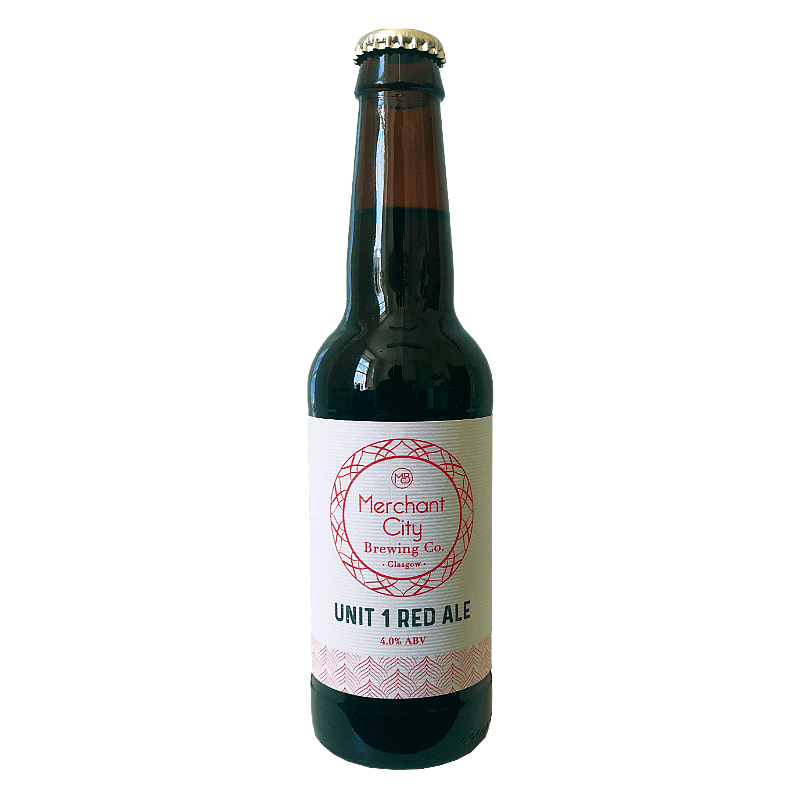 Unit 1 Red Ale by Merchant City Brewing