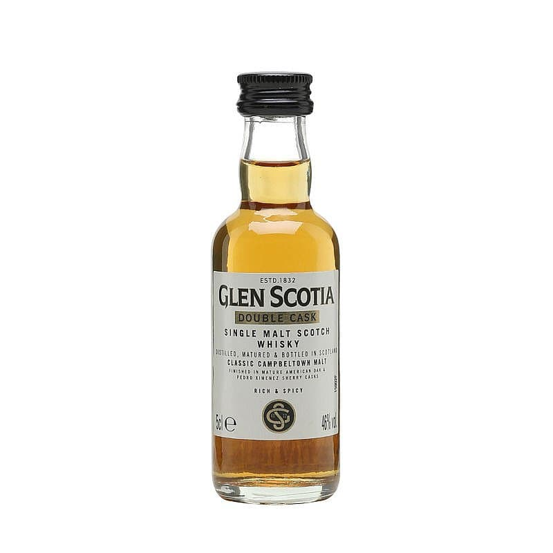 Double Cask Whisky by Glen Scotia