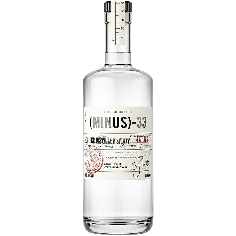 Minus 33 by LoCa Lab Distilling