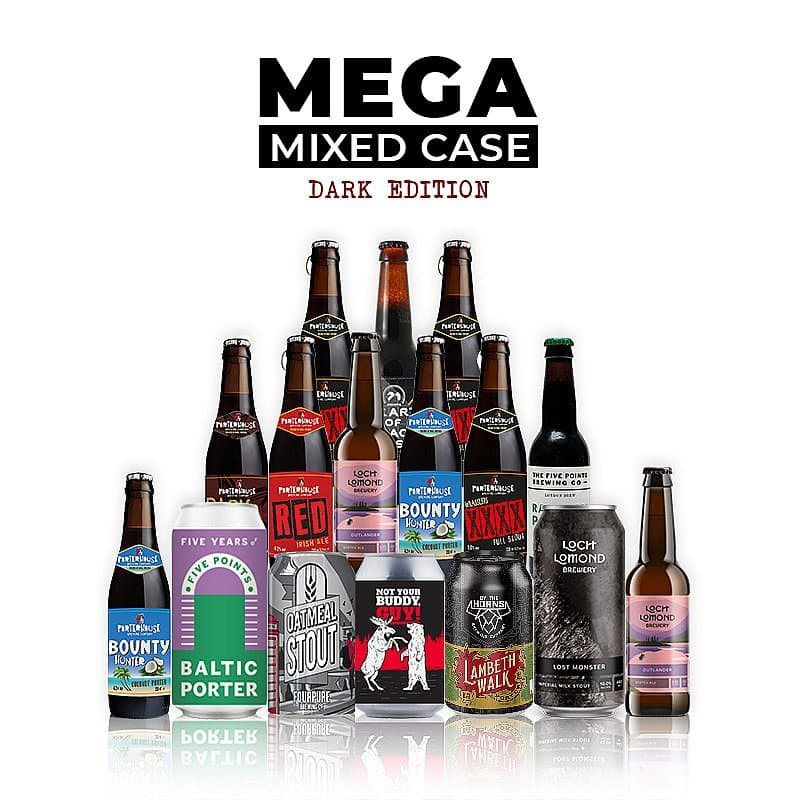 Mega Mix - Dark Edition by Flavourly