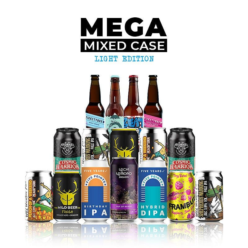Mega Mix - Light Edition by Flavourly