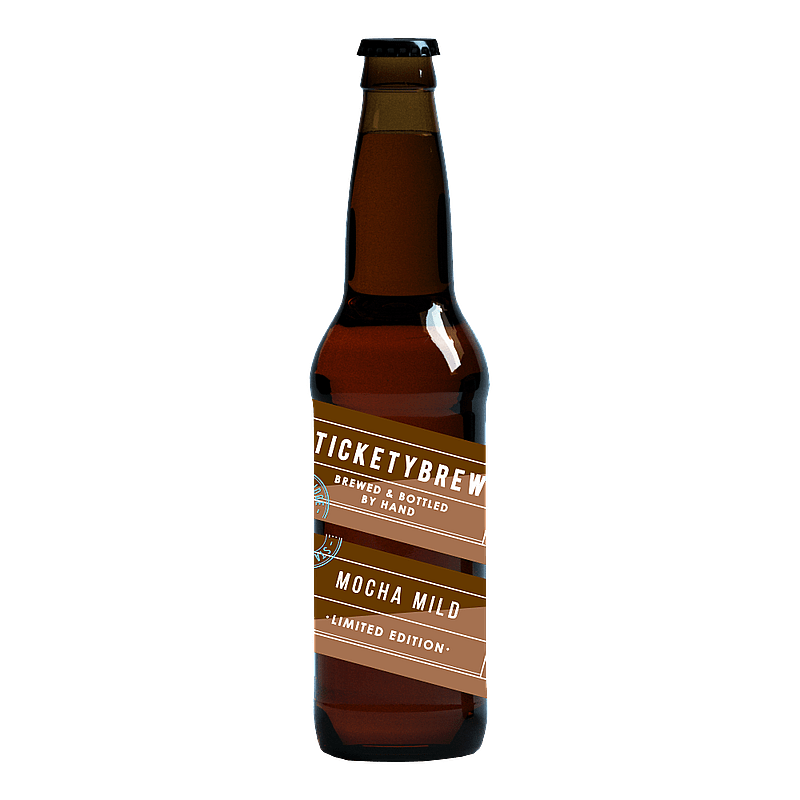 Mocha Mild by Ticketybrew