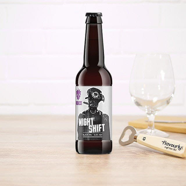 Night Shift by Fierce Beer