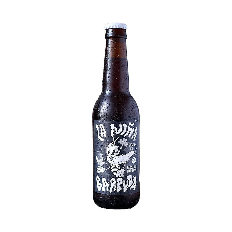La Niña Barbuda by Barcelona Beer Company