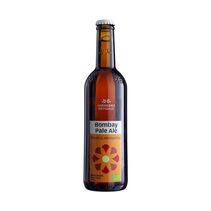 Bombay Pale Ale by Nørrebro Bryghus