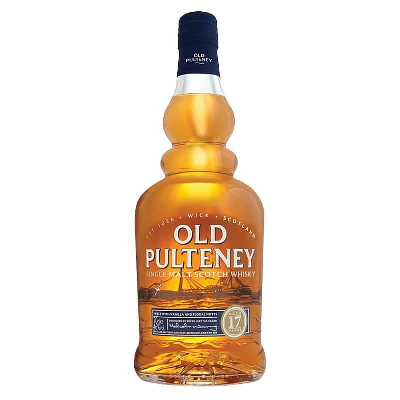Old Pulteney 17 Y.O. Malt