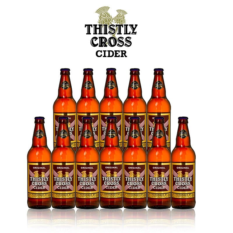 Original Cider 12 Case by Thistly Cross