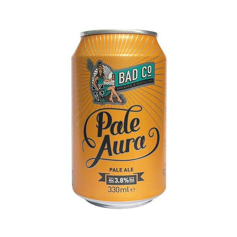 Pale Aura by BAD Co.