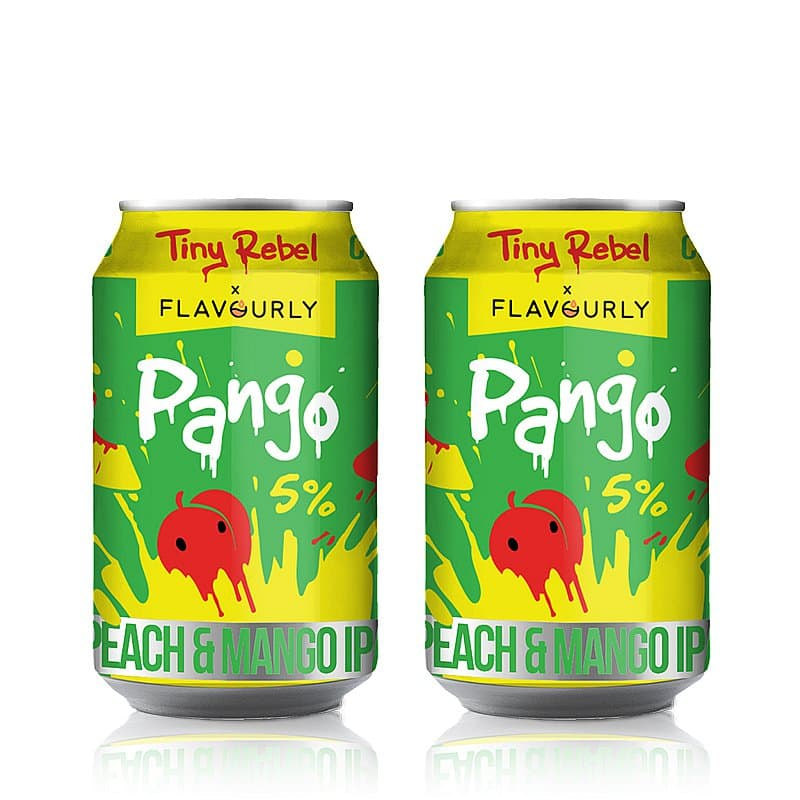 Pango Twin Pack by Tiny Rebel x Flavourly