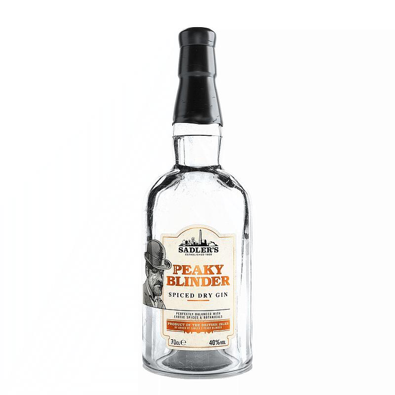 Peaky Blinders Spiced Gin by Sadler's