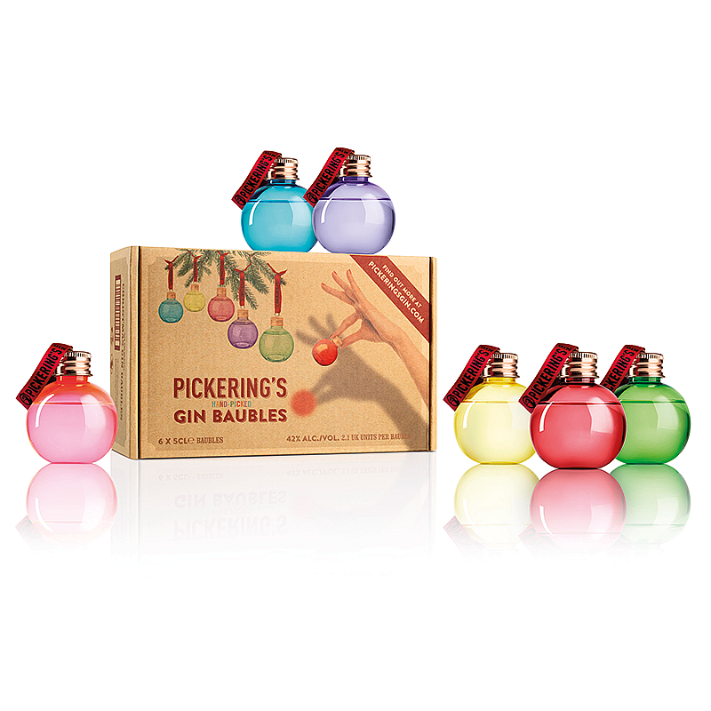 Pickering's Gin Baubles by Pickering's Gin