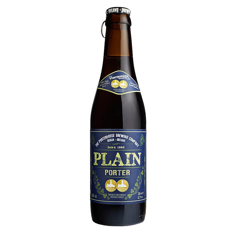 Plain Porter by Porterhouse Brewing Co.