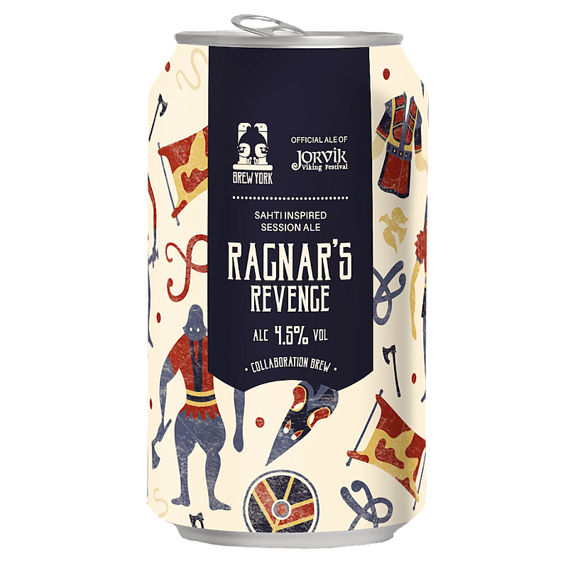 Ragnar's Revenge by Brew York