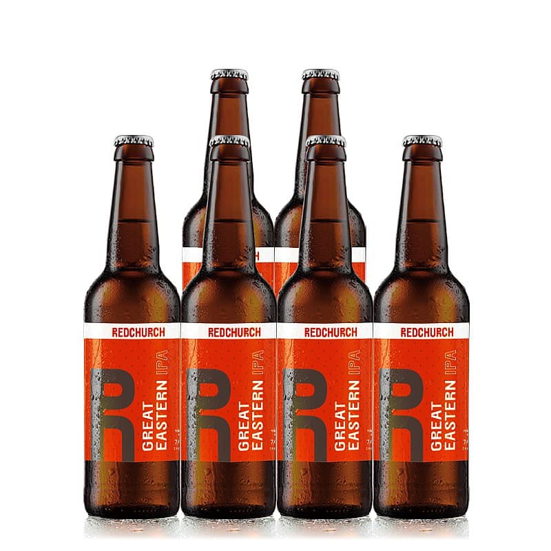 Great Eastern IPA 6 Case by Redchurch Brewery