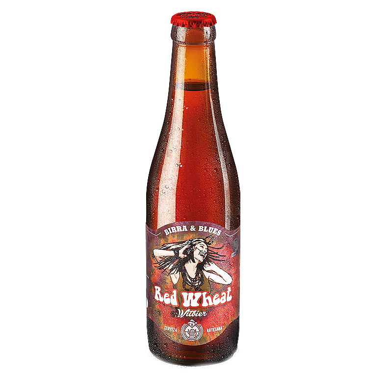 Red Wheat Beer by Birra & Blues