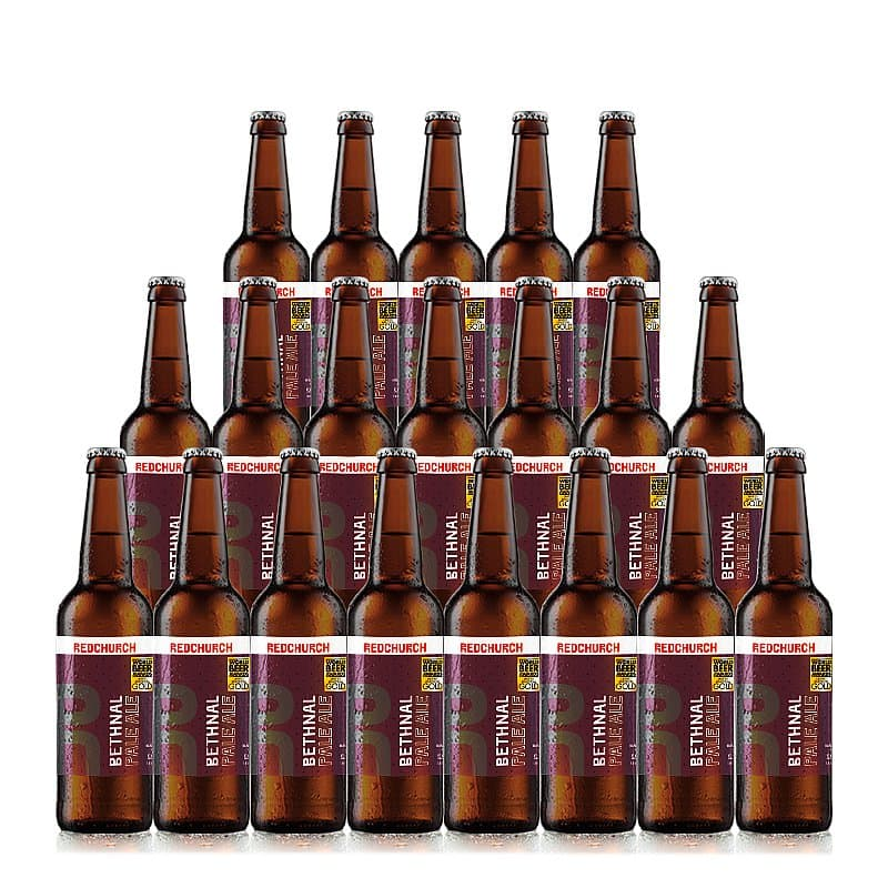 Bethnal Pale 20 Case by Redchurch Brewery