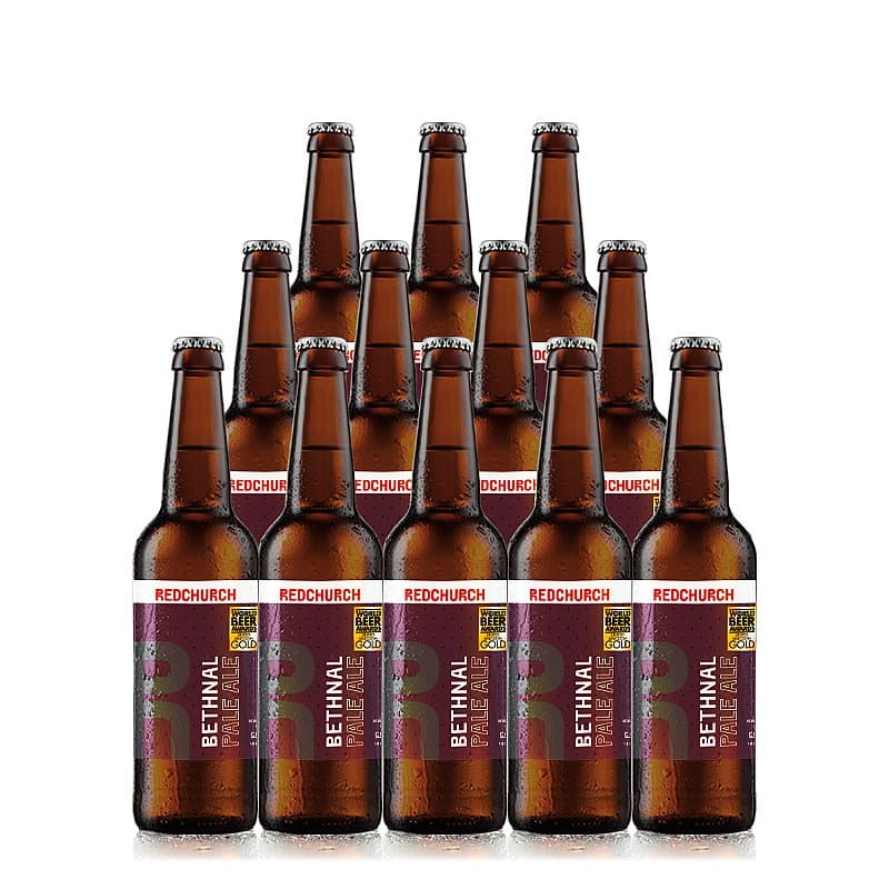Bethnal Pale 12 Case by Redchurch Brewery