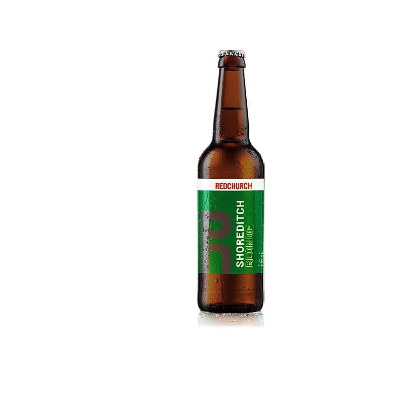 Shoreditch Blonde by Redchurch Brewery