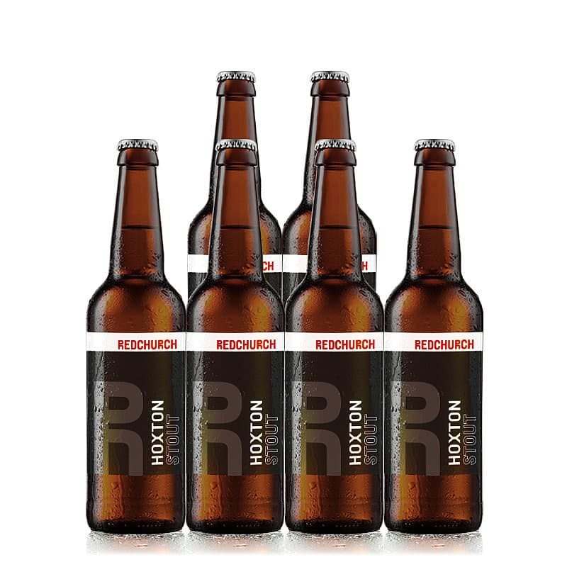 Hoxton Stout 6 Case by Redchurch Brewery