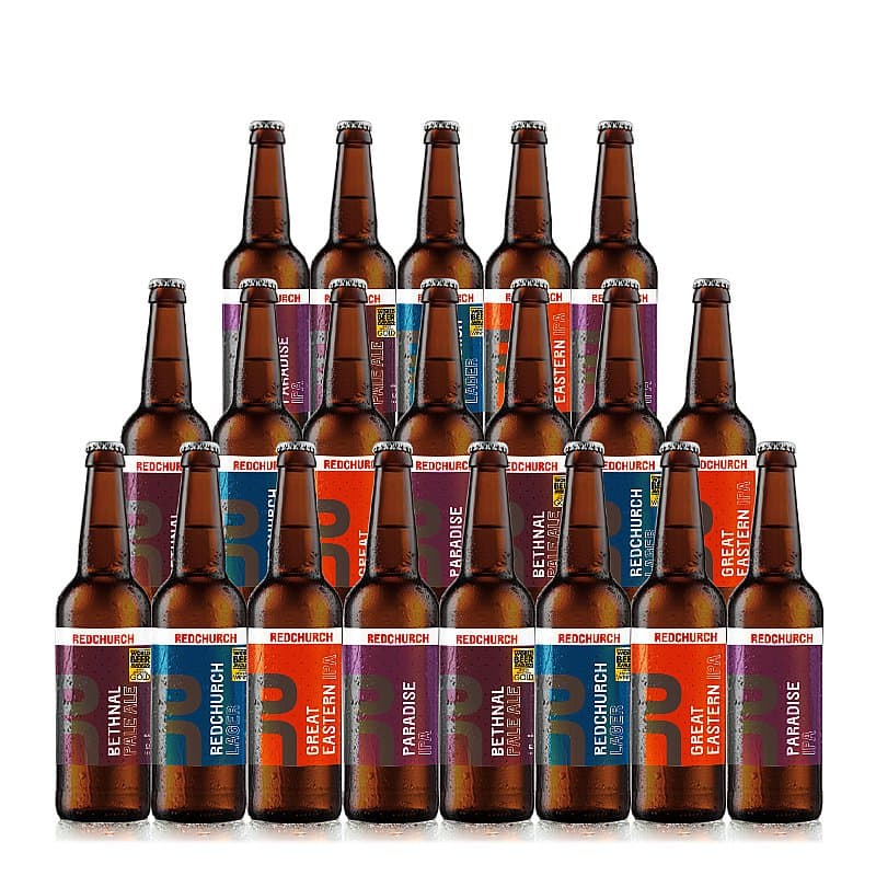 Light 20 Case by Redchurch Brewery