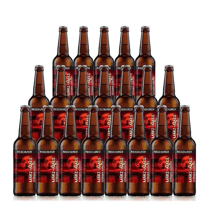 Marz-Ataks 20 Case by Redchurch Brewery