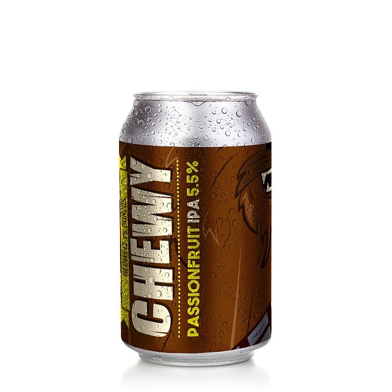 Chewy Passionfruit Pale Ale by Redwell Brewing