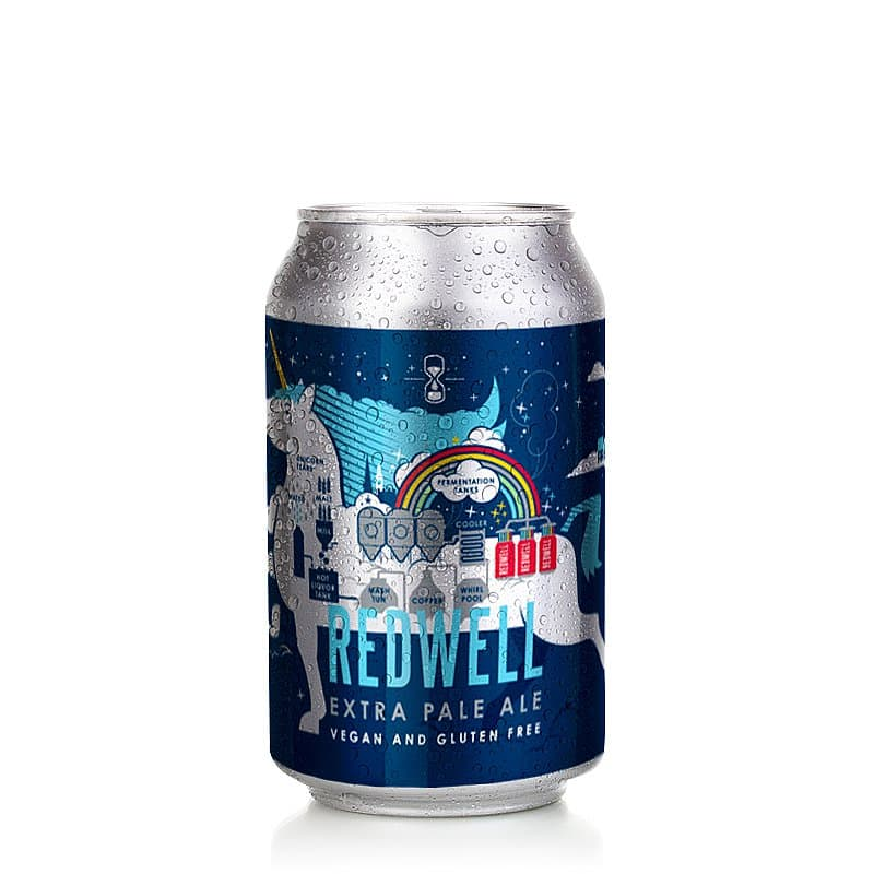 Extra Pale Ale by Redwell Brewing
