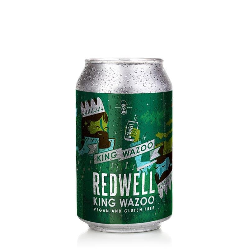 King Wazoo Session Pale Ale by Redwell Brewing