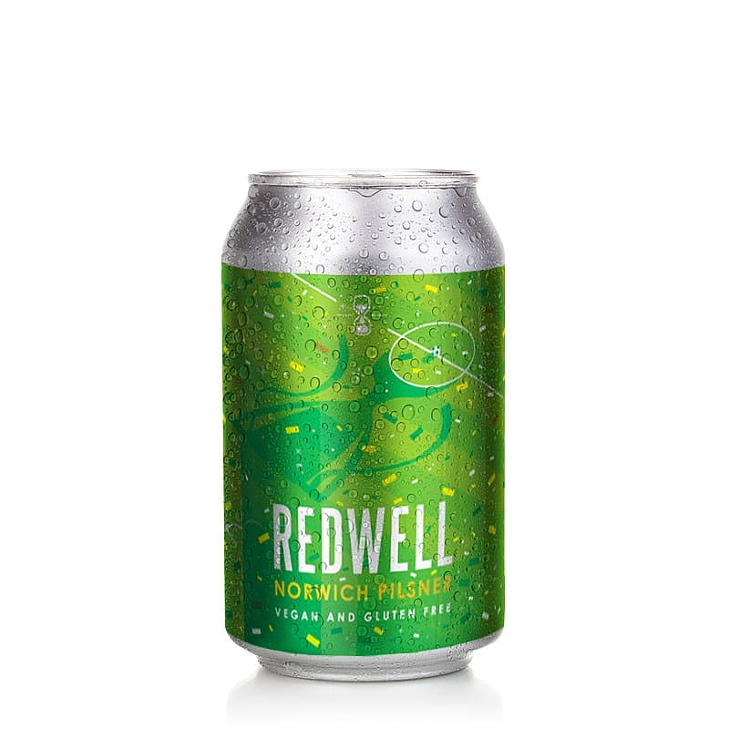 Norwich Pilsner by Redwell Brewing