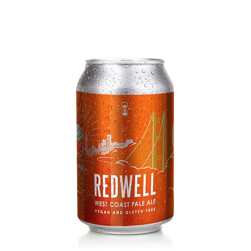 West Coast Pale Ale by Redwell Brewing