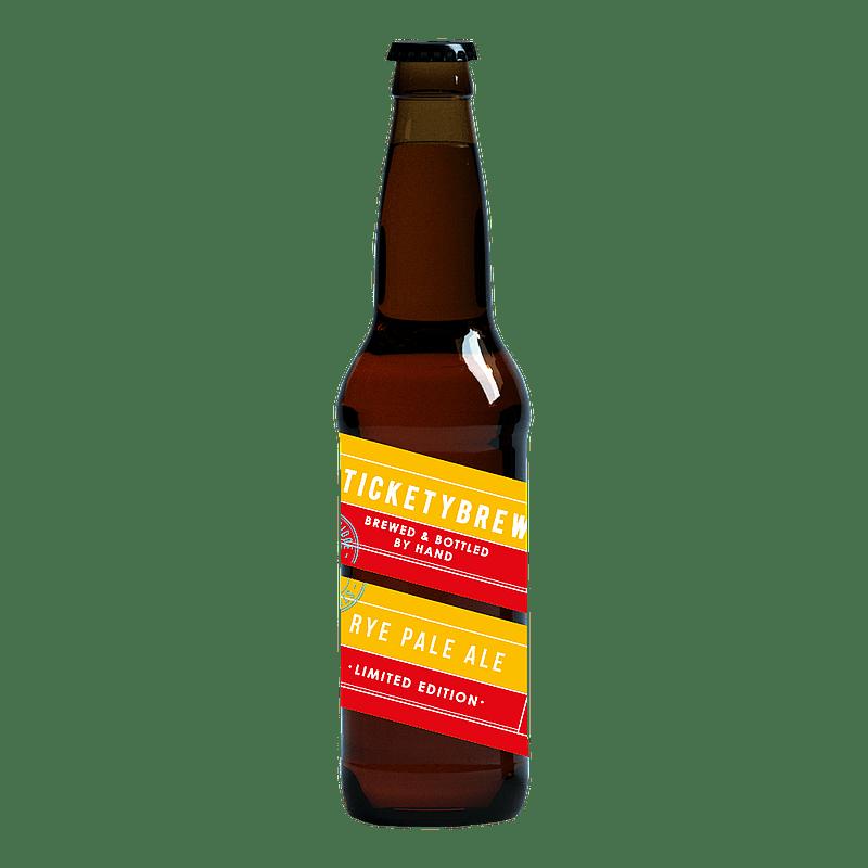 Rye Pale Ale by Ticketybrew