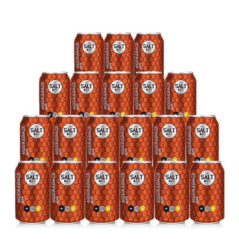 Huckaback NEIPA 20 Case by Salt Beer Factory