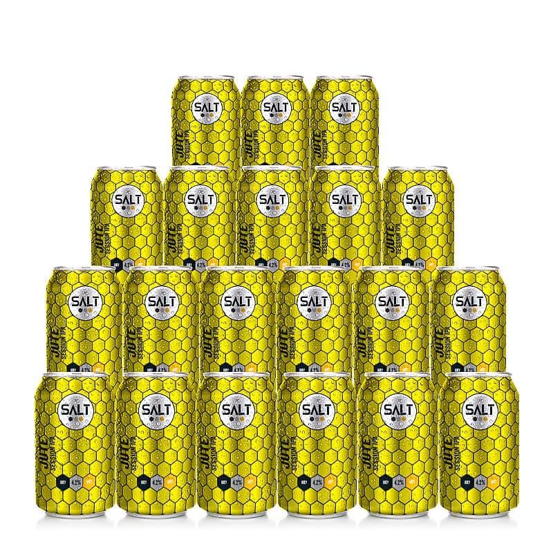 Jute Session IPA 20 Case by Salt Beer Factory