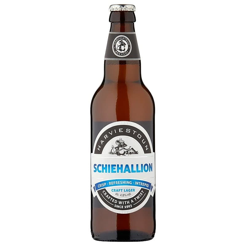 Schiehallion Craft Lager by Harviestoun