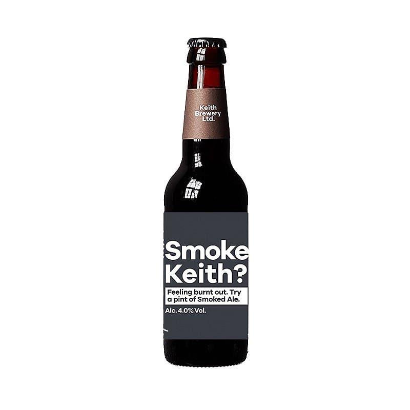 Keith Smoke
