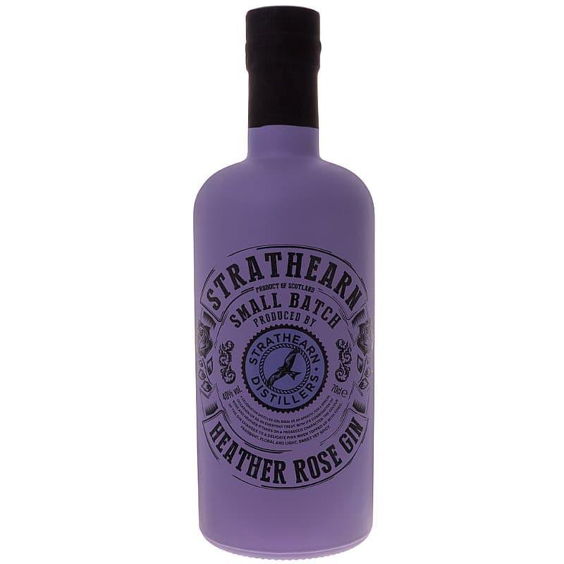 Strathearn Heather Rose Gin by Strathearn Distillery