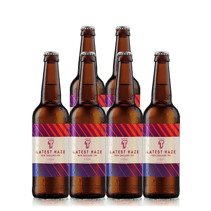 Latest Haze 6 Case by Tapestry Brewery