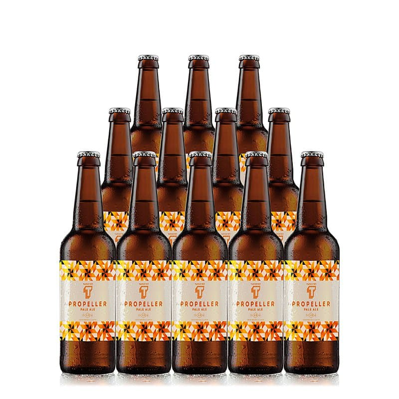 Pale Ale 12 Case by Tapestry Brewery