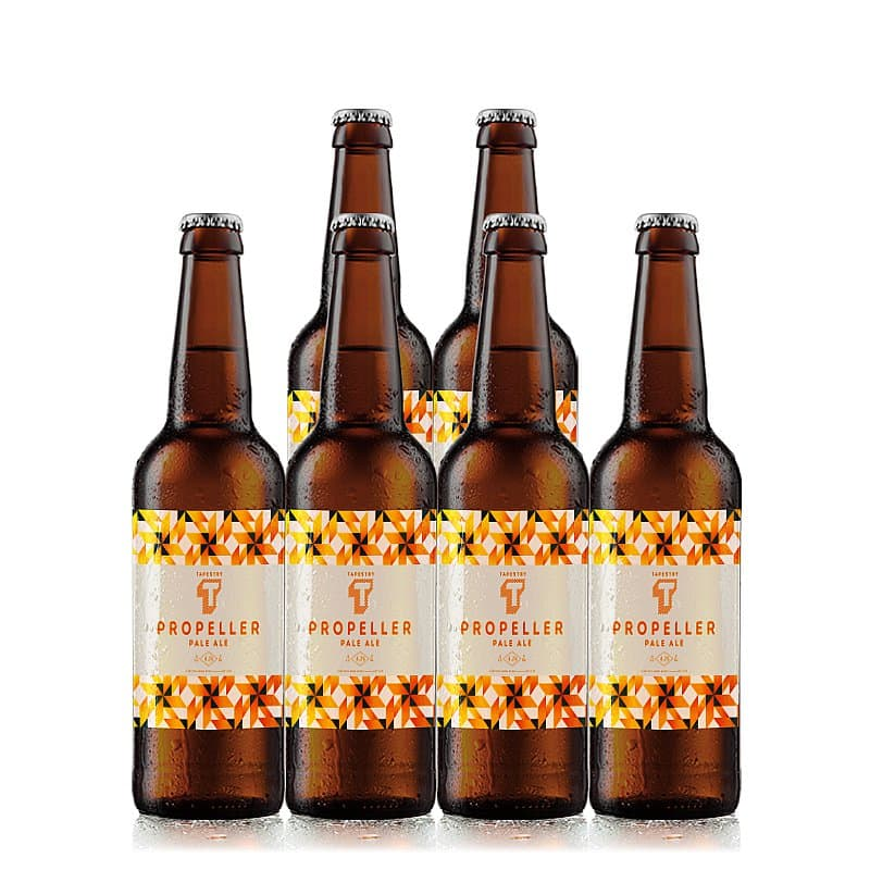 Pale Ale 6 Case by Tapestry Brewery