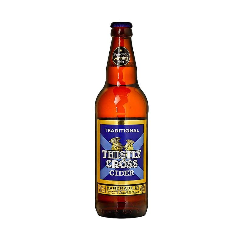 Traditional Cider by Thistly Cross
