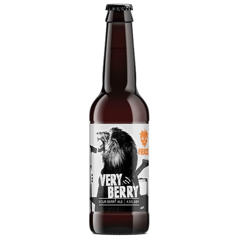 Very Berry by Fierce Beer