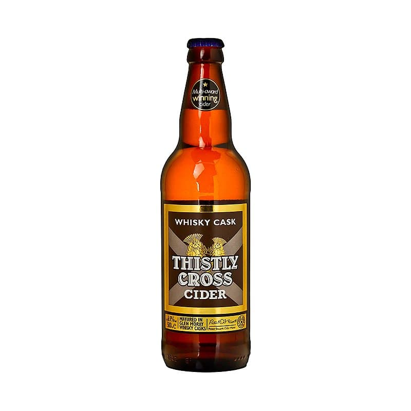 Whisky Cask Cider by Thistly Cross